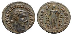 Ancient Coins - Licinius I (308-324). Æ Follis - Alexandria