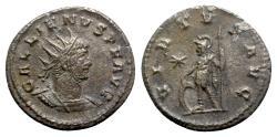 Ancient Coins - Gallienus (253-268). Antoninianus - Antioch - R/ Virtus