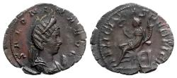 Ancient Coins - Salonina (Augusta, 254-268). AR Antoninianus - Colonia Agrippinensis - R/ Felicitas