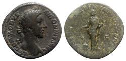 Ancient Coins - Commodus (177-192). Æ Sestertius - Rome - R/ Providentia