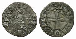 Ancient Coins - CRUSADERS. Raymond-Roupen. Prince of Antioch, 1216-1219. BI Denier