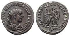 Ancient Coins - Philip II (247-249). Seleucis and Pieria, Antioch. AR Tetradrachm