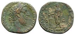 Ancient Coins - Commodus (177-192). Æ Sestertius - Rome