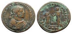 Ancient Coins - Diocletian (Senior Augustus, 305-311/2). Æ Follis - Treveri