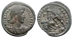 Ancient Coins - Constantius II (337-361). Æ Centenionalis - Cyzicus