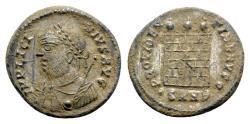 Ancient Coins - Licinius I (308-324). Æ Follis - Heraclea