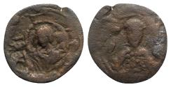 Ancient Coins - Alexius I (1081-1118). Æ Tetarteron - Thessalonica