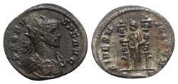 Ancient Coins - Probus (276-282). Radiate - Rome - R/ Fides