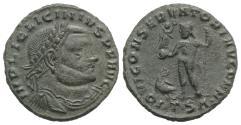 Ancient Coins - Licinius I (308-324). Æ Follis