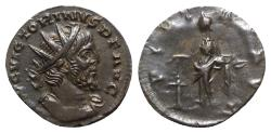 Ancient Coins - Victorinus (269-271). Radiate - Colonia Agrippinensis
