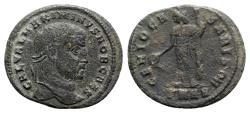 Ancient Coins - Maximinus II (Caesar, 305-309). Æ Follis - Nicomedia