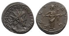 Ancient Coins - Victorinus (260-269). AR Antoninianus. Colonia Agrippinensis, 269-70.  R/ SALUS