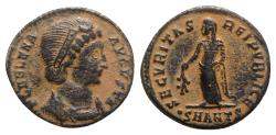 Ancient Coins - Helena (Augusta, 324-328/30). Æ Follis - Antioch - R/ Securitas