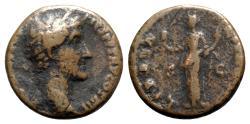 Ancient Coins - Antoninus Pius (138-161). Æ As - R/ Liberalitas