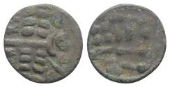 Ancient Coins - CELTIC, Britain. Durotriges. Uninscribed. Circa 65 BC-AD 45. BI Stater purchased from Baldwin 5/6/1953