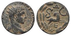 Ancient Coins - Elagabalus (218-222). Seleucis and Pieria, Antioch. Æ 19mm
