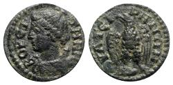 Ancient Coins - Lydia, Thyateira. Pseudo-autonomous issue, 2nd-3rd centuries AD. Æ