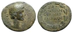 Ancient Coins - Tiberius (14-37). Lydia, Sardis. Æ