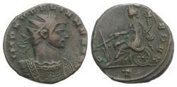 Ancient Coins - Aurelian (270-275). Radiate