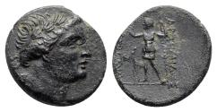 Ancient Coins - Pamphylia, Perge, 2nd century BC. Æ