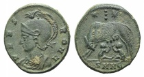 Ancient Coins - CONSTANTINE I THE GREAT (307-337). Commemorative Series. AE Follis