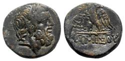 Ancient Coins - Pontos, Amisos, time of Mithradates VI, c. 85-65 BC. Æ (