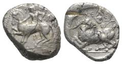 Ancient Coins - Cilicia, Kelenderis, c. 430-420 BC. AR Stater. R/ GOAT