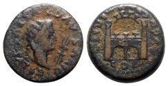 Ancient Coins - Divus Augustus (died AD 14). Spain, Emerita. Æ As