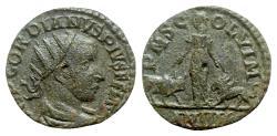 Ancient Coins - Gordian III (238-244). Moesia Superior, Viminacium. Æ.
