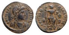 Ancient Coins - Theodosius I (379-395) Æ - Antioch