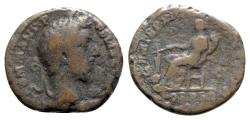 Ancient Coins - Commodus (177-192). Æ As - Fortuna