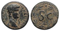 Ancient Coins - Nero (54-68). Seleucis and Pieria, Antioch. Æ 21mm, c. 54-68.