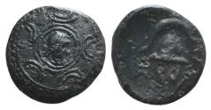 Ancient Coins - Kings of Macedon, Alexander III 'the Great' (336-323 BC). Æ Quarter Unit