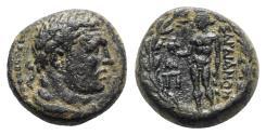 Ancient Coins - Lydia, Sardes, c. 133 BC-AD 14. Æ