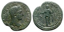 Ancient Coins - Severus Alexander (222-235). Moesia Inferior, Marcianopolis. Æ - Tiberius Julius Festus, legatus consularis