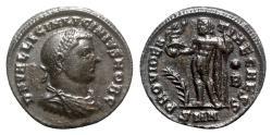 Ancient Coins - Licinius II (Caesar, 317-324). Æ Follis - Nicomedia