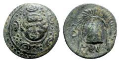 Ancient Coins - Kings of Macedon, Philip III Arrhidaios (323-317 BC). Æ Half Unit