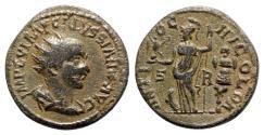 Ancient Coins - Volusian (251-253). Pisidia, Antioch. Æ