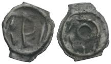 Ancient Coins - Celtic, Britain. Cantii, c. 100-30 BC. BI Potin. Cantian D.