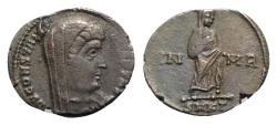 Ancient Coins - Divus Constantine I (died 337). Æ - Cyzicus
