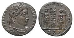 Ancient Coins - Constantine I (307/310-337). Æ Follis. Rome, 330-1. EXTREMELY FINE