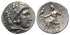 Ancient Coins - Asia Minor, Uncertain southern mint, c. 320-280 BC. AR Tetradrachm. In the name and types of Alexander III.