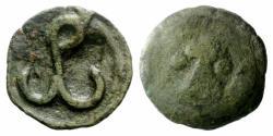 Ancient Coins - Romanus IV Diogenes(?). 1068-1071. Æ 25mm Cherson mint.