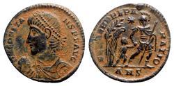 Ancient Coins - Constans (337-350). Æ Centenionalis - Arelate