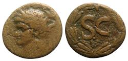 Ancient Coins - Domitian (81-96). Seleucis and Pieria, Antioch. Æ