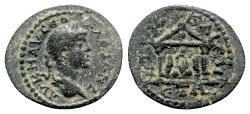 Ancient Coins - Severus Alexander (222-235). Cappadocia, Caesarea. Æ - year 1