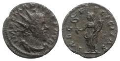 Ancient Coins - Marius (AD 269). Radiate. Treveri, c. mid AD 269. R/ Felicitas RARE
