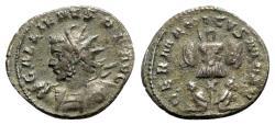 Ancient Coins - Gallienus (253-268). AR Antoninianus - Colonia Agrippinensis