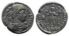 Ancient Coins - Constantius II (337-361). Æ Centenionalis - Siscia