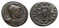 Ancient Coins - Constantine I (307/310-337). Æ Follis - Rome - R/ Pax - VERY RARE